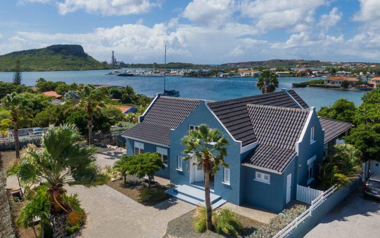 huis kopen Curaçao Blue Bay